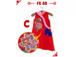 Dress FK 88 C Kids - GD4658