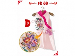 Dress FK 88 D Kids - GD4660