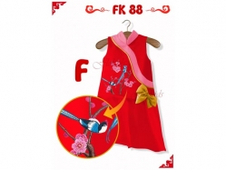 Dress FK 88 F Kids - GD4662