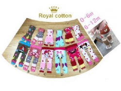 Legging Cotton Rich Tights Girl Buka Kaki - PL3882