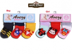 Baby Socks Boy & Girl - PL3991