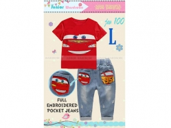 Fashion Boy JW 100 L - BS6177