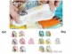 Lovelle Cart's 5 in 1 Baby Hat Set - PL3993