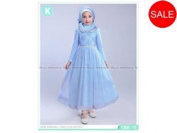 Dress Gamis CBM 15 K Kids - GD4340 / S M