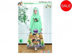 Dress Gamis MK 10 C - GD4353 / S M