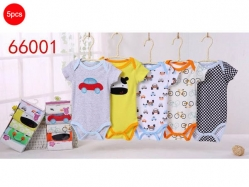 Boy Jumper Baby 5 In 1 Set Carter's Blue Fly - BY1336