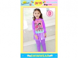 Swimwear JW 115 D Kids - PL4061