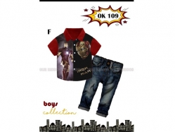 Fashion Boy OK 109 F Kids - BS6265