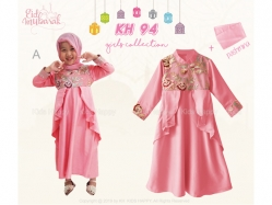 Dress Gamis KH 94 A Kids - GD4743