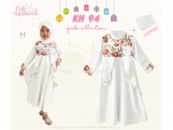 Dress Gamis KH 94 H Teen - GD4749