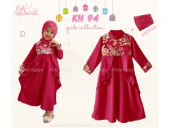 Dress Gamis KH 94 D Teen - GD4747