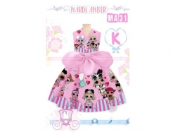 Dress MA 31 K Kids - GD4755