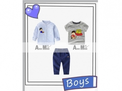 Fashion Boy 013 B Teen - BS6314