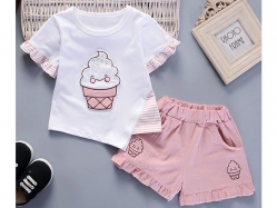 Fashion Girl Korea Set 2 D - GS5488