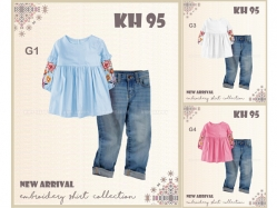 Fashion Gamis KH 95 G1G3G4 Kids - GS5474