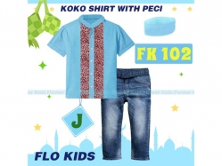 Fashion Koko FK 102 J Kids - BS6349