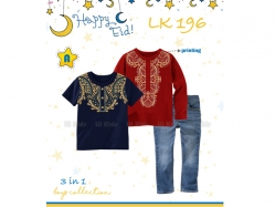 Fashion Koko LK 196 A Kids - BS6358