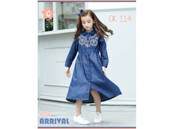 Dress Muslim OK 114 G Teen - GD4789