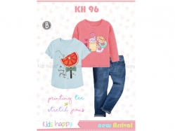 Fashion Girl KH 96 B Kids - GS5520