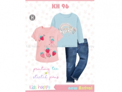 Fashion Girl KH 96 H Kids - GS5521