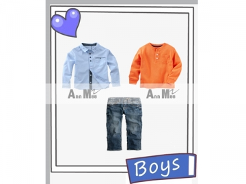 Fashion Boy 036 C Kids - BS6367