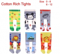 Legging Cotton Rich Tights Boy - PL4098