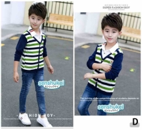 Fashion Boy Senshukei 39 D Teen - BS6394