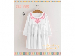 Dress Gamis OK 115 B Teen - GD4810