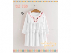 Dress Gamis OK 115 G Kids - GD4811