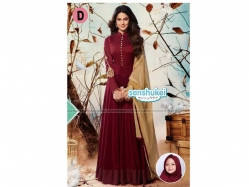 Dress Gamis Senshukei 42 D - GD4813