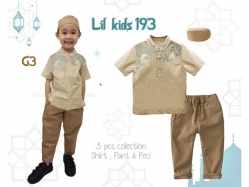 Fashion Boy LK 193 G3 Teen - BS6403