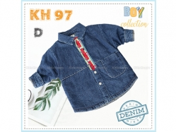 Fashion Boy KH 97 D Teen - BA1410