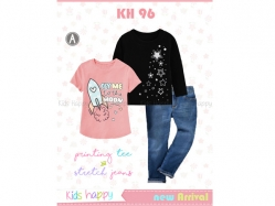 Fashion Girl KH 96 A Teen - GS5532