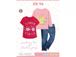 Fashion Girl KH 96 C Teen - GS5535