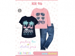 Fashion Girl KH 96 G Teen - GS5537