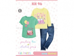Fashion Girl KH 96 K Teen - GS5540