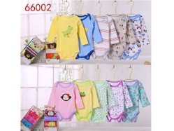 Bodysuit Panjang 5 in 1 Carter's Blue Fly - BY1373