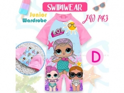 Swimwear JW 143 D kids - PL4138