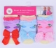 Baby Socks Carter Love Ruffle Ribbon 3in1 - PL4163