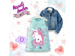 Dress MA 37 D Teen - GD4844