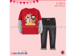 Fashion Boy MK 16 G Kids - BS6434