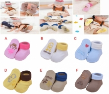 Kaos Kaki Bayi Carter Love 4583-6 | Pony Kid - PL4177