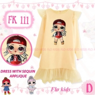 Dress FK 111 D Kids - GD4848