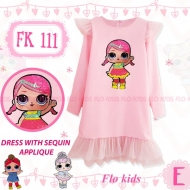 Dress FK 111 E Kids - GD4849