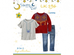 Fashion Koko LK 196 D Kids - BS6452