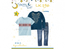 Fashion Koko LK 196 E Kids - BS6454