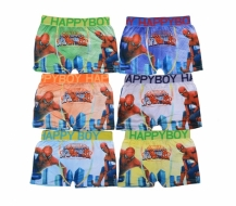 Boxer CD Anak Spiderman M - PL4268