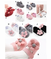 Baby Shoes By Catell Love - PL4284