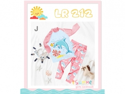 Swimsuit Girl LR 212 J Teen - PL4302