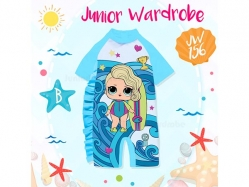 Swimsuit JW 156 B Teen - PL4308